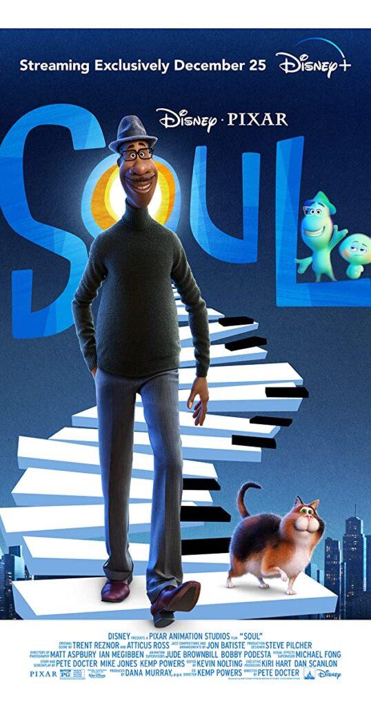 soul(2020) The Best Animated Movies on Netflix kisscartoon-app.com
